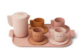 Liewood Ophelia tea set Rose multimix