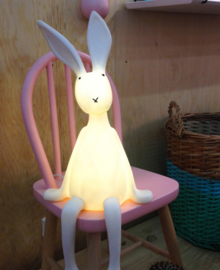 Rose In April bunny lamp Joseph