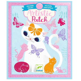 Djeco Artistic Patch Little Pets (6+)