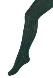 Ewers rib maillot Nachtgrün