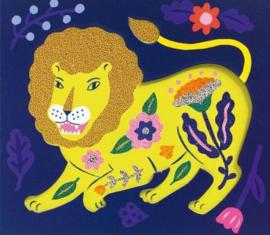 Djeco Artistic Beads Flowers & Fur (7+)