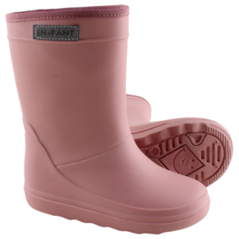 * Enfant * Thermo Boots Old Rose