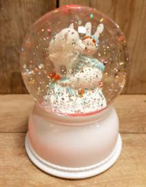 Djeco glitter bollamp Poolvosje