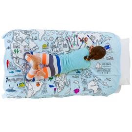 Eat Sleep Doodle dekbedhoes