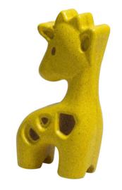 Plan Toys houten dier Giraf 1+