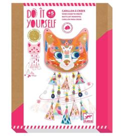 Djeco knutselpakket Windorgel Kitty (6+)