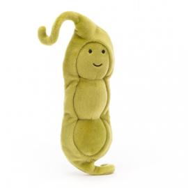 Jellycat Veggie knuffel erwtjes