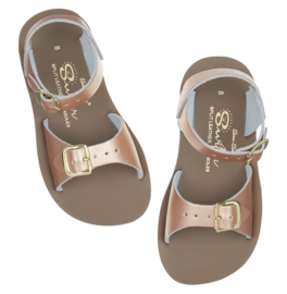 Saltwater sandalen Surfer Rose Gold