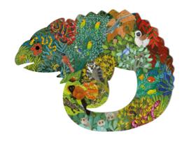 Djeco Puzz' Art puzzel Kameleon 150 stukjes (6+)