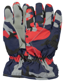 Barts basic skigloves Camou grey