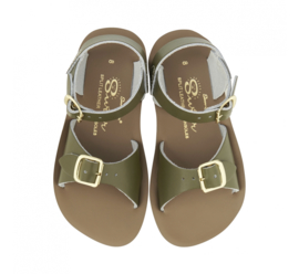 Saltwater Sandals Surfer Olive