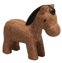 Plan Toys houten dier Paard 1+