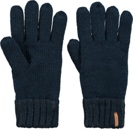 Barts Brighton gloves Navy