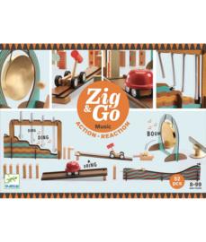 Djeco Zig & Go kettingreactiespel Music (8+)