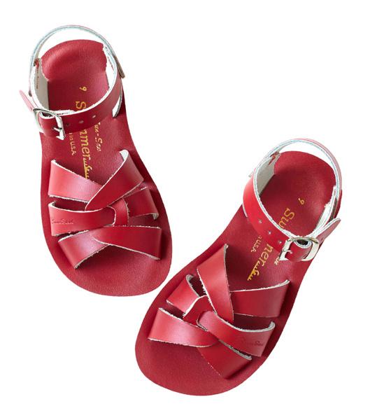 Saltwater sandalen Swimmer Red