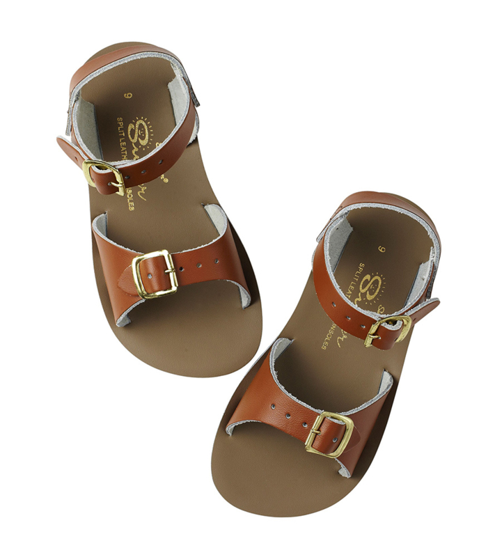 Salt-Water sandalen Surfer Tan