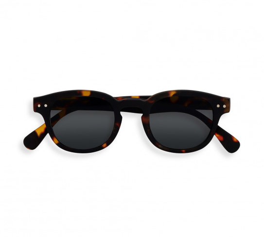 Izipizi junior zonnebril 5-10 jaar Tortoise C