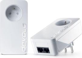 Devolo dLAN 1000 duo+ Powerline Starter Kit 2 stuks - BELGIE!