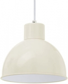 Eglo Vintage Truro 1 Hanglamp 1 Lichts - Zandkleur