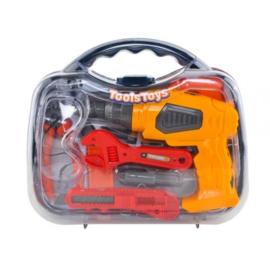 Speelgoed Gereedschapskoffer - Boormachine