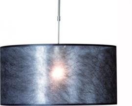 Steinhauer Lampenkap  Tonkap 50 cm - Sizoflor - Zwart