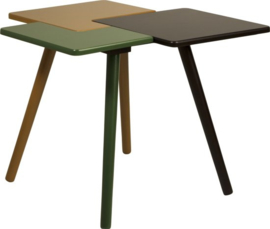 Dutchbone Side Table Triple