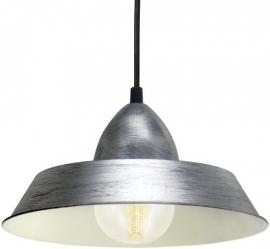 Eglo Vintage Hanglamp lichts - Antiek Zilver