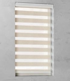 Duo Rolgordijn Lichtdoorlatend Linen 100 x 175 cm