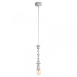 EGLO Vintage Avoltri - Hanglamp - 1 Lichts - Patina Wit