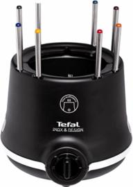 Tefal Fondue Inox en Design EF2568