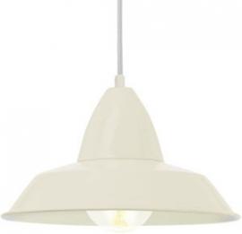 Eglo Vintage Auckland Hanglamp 1 Lichts - Zandkleur