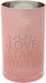 Riverdale Sfeerlicht Wonderful - Licht Roze 20 cm