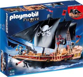 Playmobil Piratenschip 6678