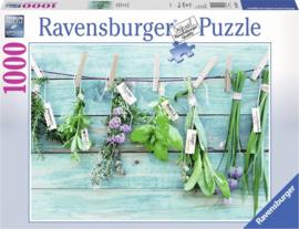 Ravensburger Kruidentuin - Puzzel van 1000 stukjes
