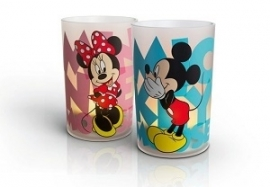 Philips Candlelights Disney Mickey & Minnie - Multicolor