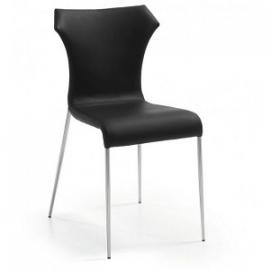 LaForma Trevor Chair Black - Set van 2 Stoelen