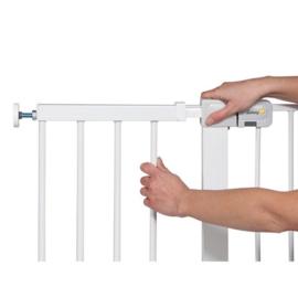 Safety 1st Easy Close Verlengdeel  28 cm - Metaal