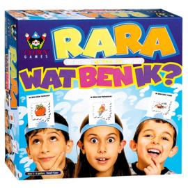 Ra Ra Wat ben ik?
