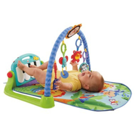 Fisher Price Trappel Speel Piano Gym