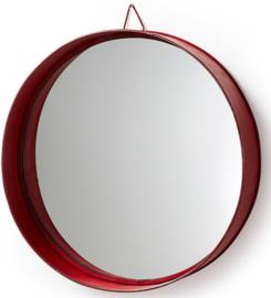 LaForma Odissa Spiegel - Metal Red