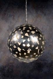 Lucide Tanger Hanglamp - Zilver