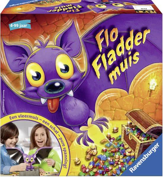 Flo Fladder Muis