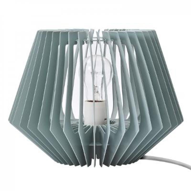 Groene Tafellamp - h21 cm