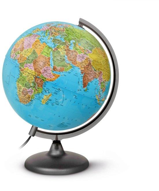 Globe met Licht