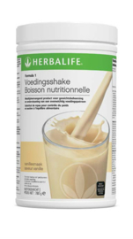 Formula 1 Vanille shake 780 g- incl. gratis lepel