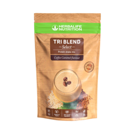 Tri Blend Select Coffee Caramel smaak 600 g