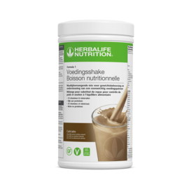 Formula 1 Cafè Latte shake 550 g