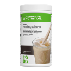 Formula 1 Cookie Crunch shake 550 g