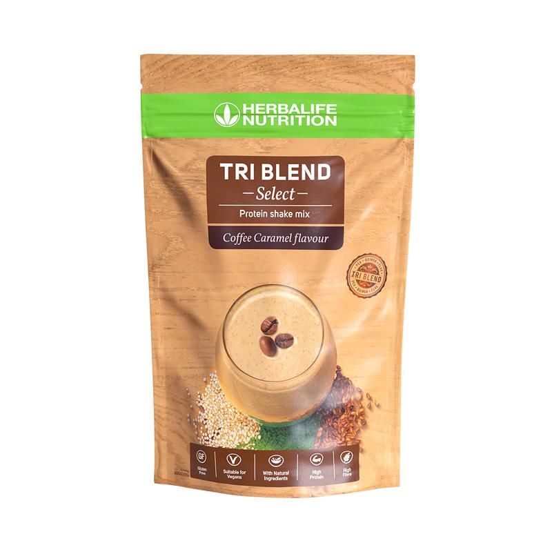 Tri Blend Select Coffee Caramel smaak 600 g