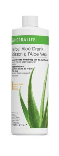 Herbal Aloë drank (Original en Mango) 473 ml